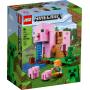 LEGO 21170 Das Schweinehaus