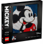 LEGO 31202 Disney's Mickey Mouse