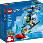 LEGO 60275 Polizeihubschrauber
