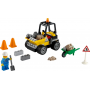 LEGO 60284 Baustellen-LKW