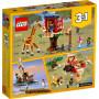 LEGO 31116 La cabane dans l'arbre du safari