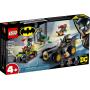 LEGO 76180 Batman contre le Joker: course-poursuite en Batmobile